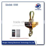 20t to 50T OCS ZS Industrial Electronic hanging scale Manufacture weighing fish hook scale ningbo China