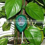 2016 new arrival 3in1 Garden Plant Flower Soil Moisture Test PH Light Meter hydroponics Analyzer