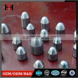 OEM&ODM high hardness tungsten carbide buttons for drill bit sharpening machines