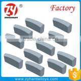 YG15 tungsten carbide tipped chisel