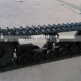 robot/wheelchair parts, rubber track conversion system kits,crawlers (50mm~300mm width)