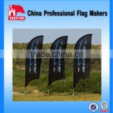 tear drop banner beach flag advertising advertising fabric printing