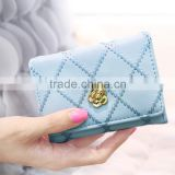 Hot selling crown wallet with low price