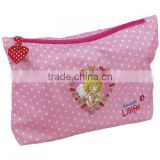 Lillifee travel set for girls - toiletry bag-toothbrush cover toothmug and shampoo bottle