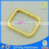 metal bag hardware casting square ring iron material