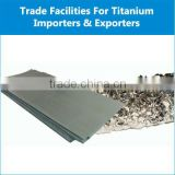 Titanium Sheet/Plate Metal