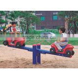 outdoor playground equipment/outdoor swing/swing/ seesaw /garden funiture/outdoor fitness