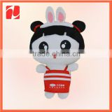 Play House plush baby doll toy in China shenzhen OEM