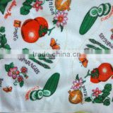 80% Polyester and 20% Polyamide Fabric microfiber towel