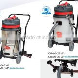 Wet and Dry Vacuum Cleaner(Water sucker), 60L/80L Suction cleaner for sale