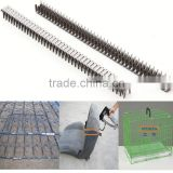good quality finishing clip fasteners bedding parts
