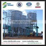 poultry meat bone meal storage silo