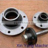 sand casting cast iron HT250 lathe machining customized agricultural truck use Wheel Hub