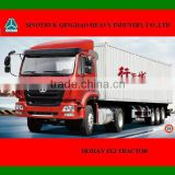 New HOHAN tractor for containers and hazardous chemicals for sale