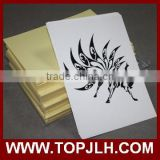 High quality water transfer skin safe tattoo papers