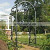 wrought iron garden arch LMGR-51005