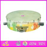 Hot sale high quality drum set, Wooden Musical instruments drum set, fashion style musical drum set WJ278115