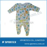 infant clothing 100% cotton cute design babywear