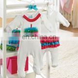 TZ-69178 Birthday Candle Cosplay Baby Clothes Cotton