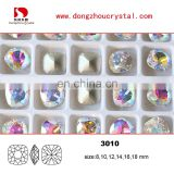 Dongzhou colorful Crystal Fancy Stone for Jewely accessory
