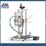 FLK CE high quality simple perfume capping manufacturing machine