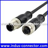 Equivalent to molex male to female 3 pin pur cable