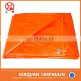Cabin cover tarpaulin with pp rope and eyelet
