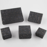 Black may flower pattern box