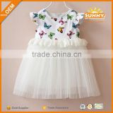 Cheap Factory Custom Latest Yarn Cotton Baby Dress Indian Baby Dress Designs