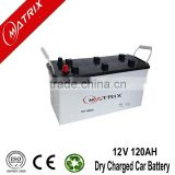 Wholesale Auto 12V 120AH Battery With Storage Energy