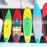Best Selling Inflatable Paddle Surf Board, Surfing SUP board, Colorful inflatable SUP                                                                         Quality Choice
