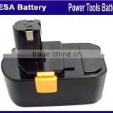 18V 1.3Ah 1.5Ah 1.7Ah Ni-Cd rechargeable tool battery for ryobi b-1815-s 1322401 1322705 power tools batteries