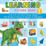 Child Book - Picture Dictionary (FA 9303E Basic Learning Picture Book 1)