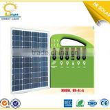 china made factory price lead-acid battery home solar panel systems diy solar panel kits