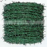 Coated PVC Barbed Wire Hebei Factory