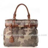 2012 office lady soft pu leather famous brand handbags