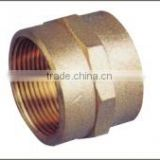 High quality water supply copper pipe fitting butt weld y-type tee