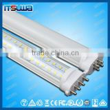 UL cUL listed japanese tube animal tube 2G11 SMD2835 t8 tube LED with Patent pending