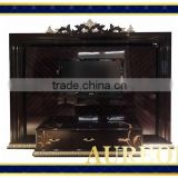AK-6001 2015 Low Cost High Quality Wooden Tv Lcd Plasma Tv Stand