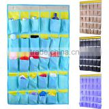AN26 ANPHY Hanging Storage Bag 30 pockets 4 colors stock Oxford Waterproof Fabric 88*54cm pockets' 12*8cm Max 8 kilos afford