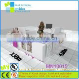 Elegant style hair salon furniture used, modern hair salon furniture, salon furniture used of CE approved