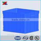 Plastic Storage Turnover box ;Plastic Fruit Storage Turnover Vegetable Box ;Square plastic storage turnover box with lids