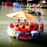 Water Park Equipment Adult Water PE Pedal Boat                                                                         Quality Choice
