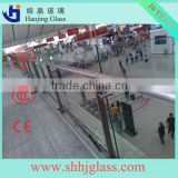 factory provide good low iron green thin float glass sheet