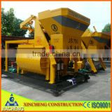 Hot sale new type JS750 forced concrete mixer truck for sale industrial used