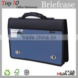 business men briefcase with secret compartment document bag conference bag portfolio with handle