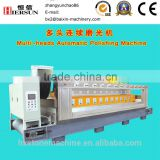 Multi-heads stone polishing machine quartz stone polishing machine polishing quartz stone machine