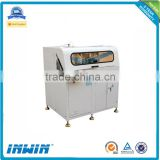 Automatic feeding Aluminium corner connector cutting machine / aluminium window door machinery
