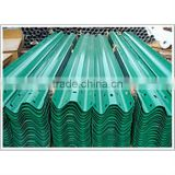 Plastic PVC Spraying Coated Highway Guardrail