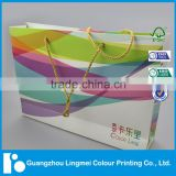 Recyclable Feature and Offset Paper Bag Printing Surface Handling Cheap Paper Bag Printing